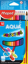 (836011) LAPICES MAPED X 12 COLOR ACUARELABL - ARTICULOS ESCOLARES - LAPICES DE COLORES